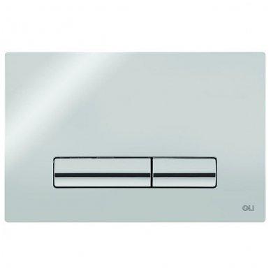 Vandens nuleidimo mygtukas OLI GLAM, mechaninis (spalvų pasirinkimas) 4