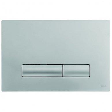 Vandens nuleidimo mygtukas OLI GLAM, mechaninis (spalvų pasirinkimas) 5