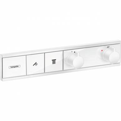Potinkinis termostatinis 2-jų funkcijų dušo maišytuvas Hansgrohe RainSelect (spalvų pasirinkimas) 4