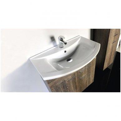Vonios spintelė Aqualine Zoja 12