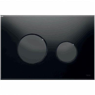 Vandens nuleidimo plokštelė Tece loop glass stikliniu paviršiumi 15