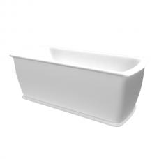 Akmens masės vonia Balteco Epoque 168x75
