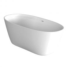 Akmens masės vonia Balteco Nido 169x79
