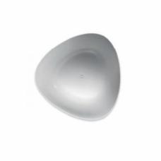 Akmens masės vonia Riho Oviedo 160x160