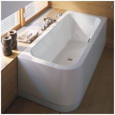 Akrilinė kampinė vonia Duravit Happy D.2