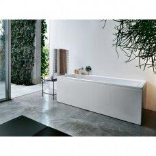 Akrilinė vonia Laufen Pro Su aliuminio rėmu