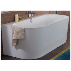Akrilinė vonia Villeroy & Boch Oberon 2.0 180x80 su priekiniu uždengimu