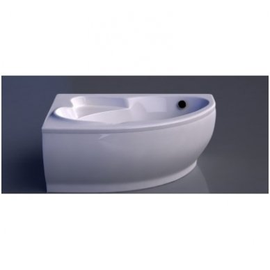 Akmens masės vonia Lago 1530x1060 Vispool 3