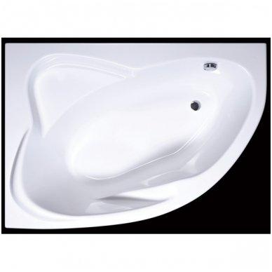 Akmens masės vonia Lago 1530x1060 Vispool 7