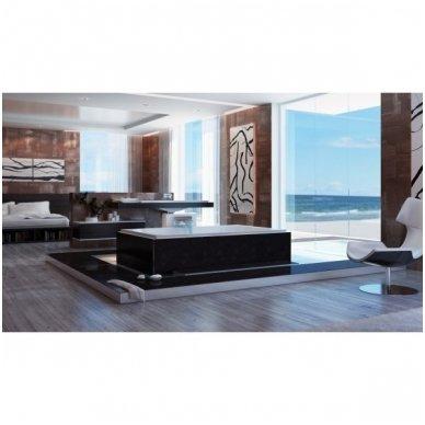 Akmens masės vonia Libero Duo 190x120 2