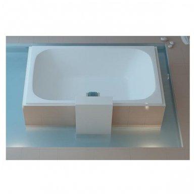Akmens masės vonia Libero Duo 190x120 4