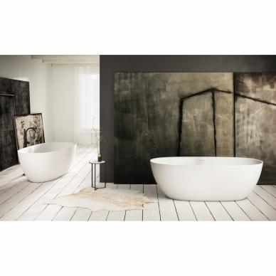 Akmens masės vonia PAA Bella iš Silkstone medžiagos 170x80 3