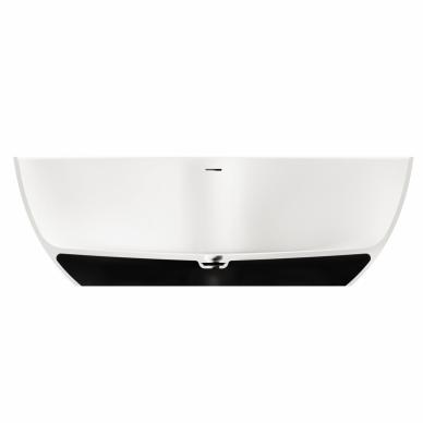 Akmens masės vonia PAA Bella iš Silkstone medžiagos 170x80 4