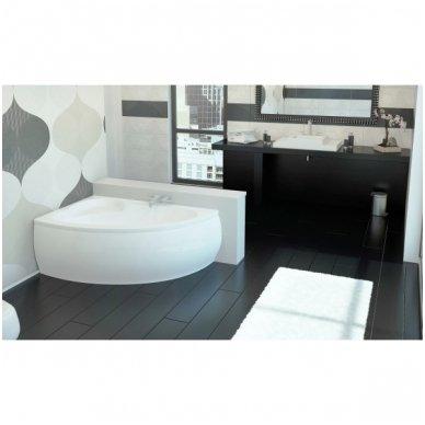 Akmens masės vonia Piccola 1575x950 Vispool 2