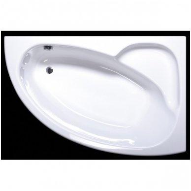Akmens masės vonia Piccola 1575x950 Vispool 3