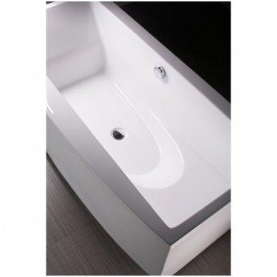 Akmens masės vonia Relax 169x81 Vispool 2