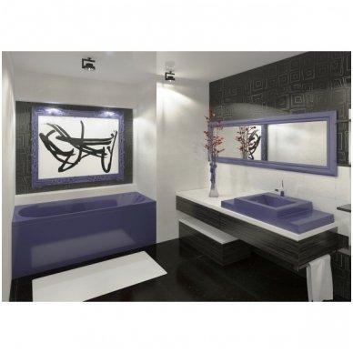 Akmens masės vonia Relax 169x81 Vispool 4