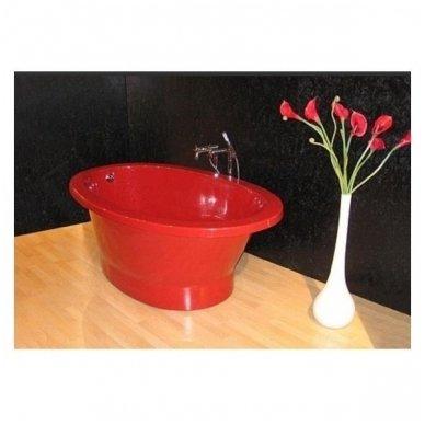 Akmens masės vonia Vispool SOLARE 1787x1075mm 12
