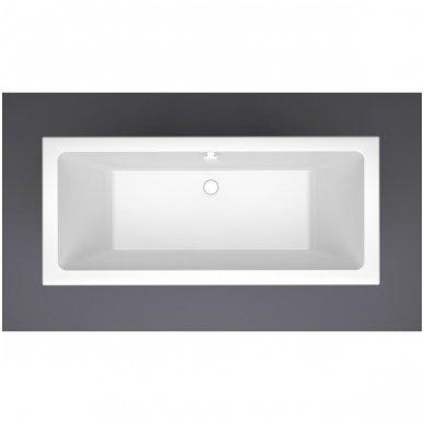 Akmens masės vonia Vispool NORDICA 1697x750mm 3