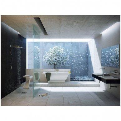 Akmens masės vonia Vispool NORDICA 1697x750mm 4