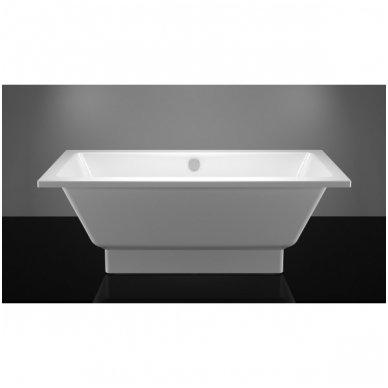 Akmens masės vonia Vispool NORDICA 1697x750mm 5