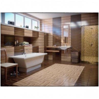 Akmens masės vonia Vispool NORDICA 1697x750mm 6