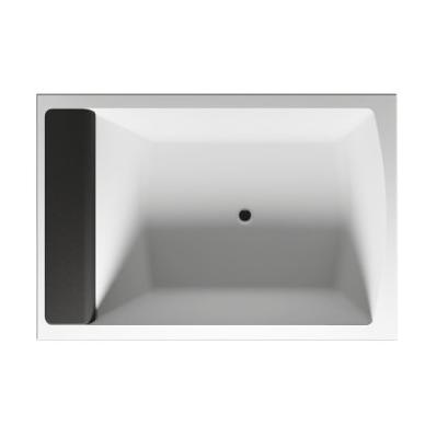 Akrilinė dvivietė vonia RIHO SAVONA 190x130 4