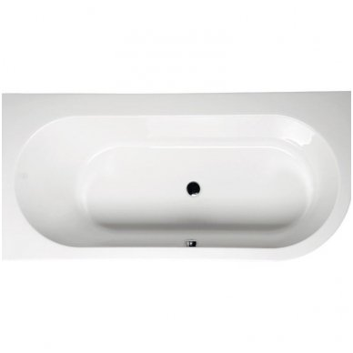 Akrilinė vonia Astra L 165x80
