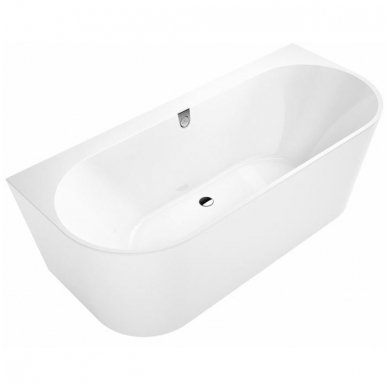 Akrilinė vonia Villeroy & Boch Oberon 2.0 180x80 su priekiniu uždengimu 2