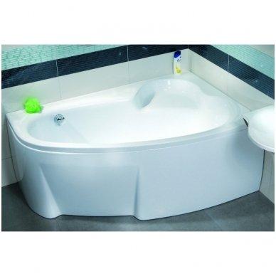 Akrilinė vonia Ravak Asymmetric