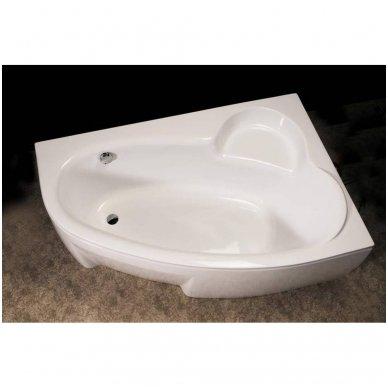 Akrilinė vonia Ravak Asymmetric 3