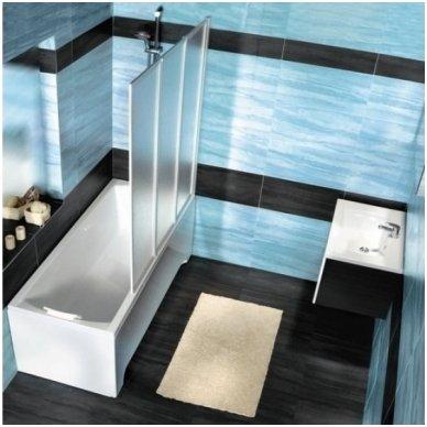 Akrilinė vonia Ravak Classic 4