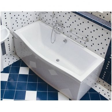 Akrilinė vonia Ravak Magnolia