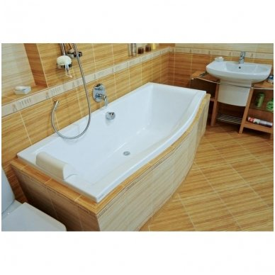 Akrilinė vonia Ravak Magnolia 2