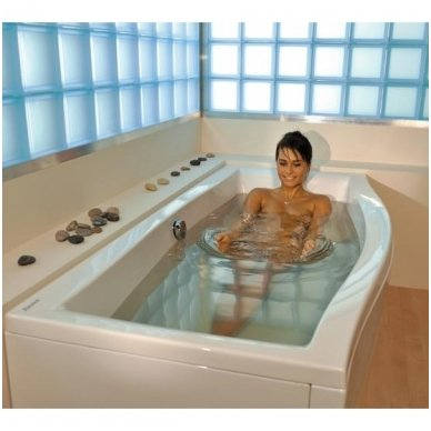Akrilinė vonia Ravak Magnolia 3