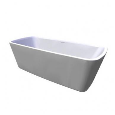 Laisvai pastatoma akrilinė vonia RIHO ADMIRE 2