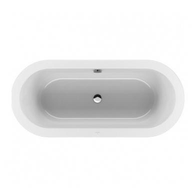 Akrilinė vonia Villeroy&Boch Loop&Friends Oval Duo 180x80