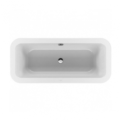 Akrilinė vonia Villeroy&Boch Loop&Friends Square Duo 180x80