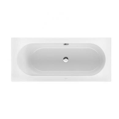 Akrilinė vonia Villeroy&Boch Loop&Friends Square Oval Duo