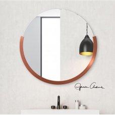 Apvalus veidrodis Ruke Ferni (spalvų ir dydžių pasirinkimas)