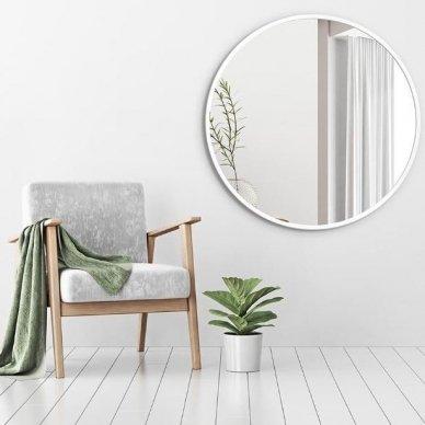 Apvalus veidrodis Ruke Scandinavia (spalvų ir dydžių pasirinkimas) 4