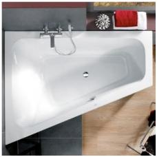Asimetrinė akrilinė vonia Villeroy&Boch Loob&Friends Square 175x135