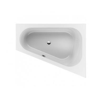 Asimetrinė akrilinė vonia Villeroy & Boch Loop &Friends Oval 175x135 2