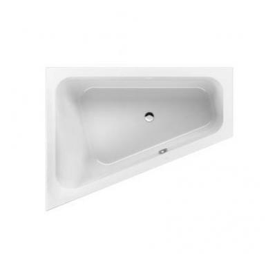 Asimetrinė akrilinė vonia Villeroy&Boch Loob&Friends Square 175x135 2