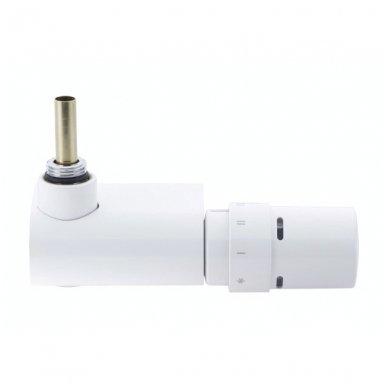 Baltas džiovintuvo pajungimo mazgo komplektas Danfoss VHX 2
