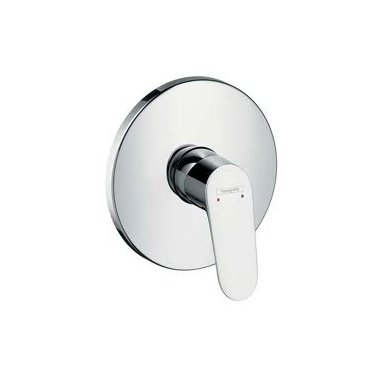 Dekoratyvinė dalis Hansgrohe Focus E2 potinkiniam dušo maišytuvui