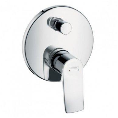 Dekoratyvinė dalis Hansgrohe Metris potinkiniam vonios / dušo maišytuvui