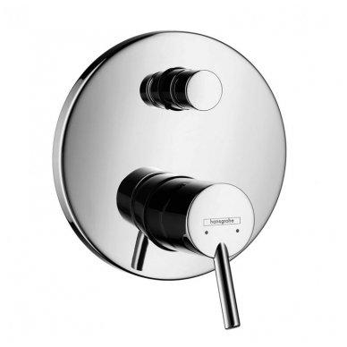 Dekoratyvinė dalis Hansgrohe Talis S potinkiniam vonios / dušo maišytuvui