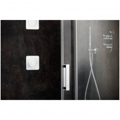 Dušo durys Ravak Matrix MSD2 6