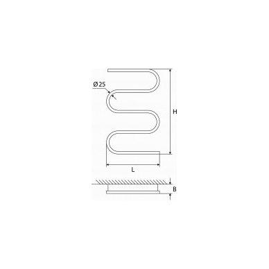 Elektrinis gyvatukas Elonika EE 400 S 4K 3